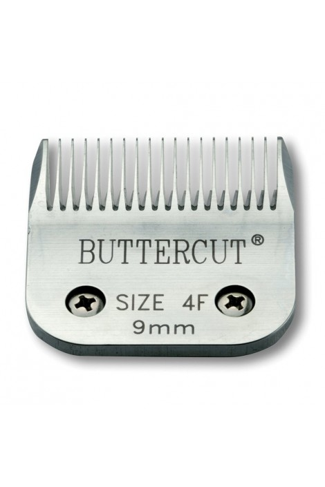 "Geib Buttercut 4F"" Universal SnapOn Stainless Steel Clipper Blade"