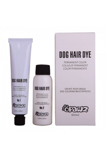 OPAWZ DOG HAIR DYE SUP...
